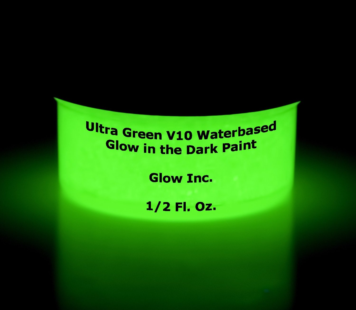pics photos glow in the dark paint. Black Bedroom Furniture Sets. Home Design Ideas